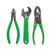 Stanley  Stanley High Vis 3 Piece Plier And Wrench Set