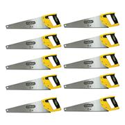 Stanley STHT20368-1PK10 Stanley Gen 2 Sharpcut Handsaw - 550mm Pack of 10