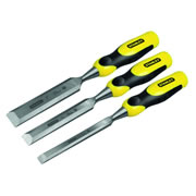 Dynagrip 3 Piece Wood Chisel Set
