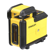 Stanley STHT775041 360° Cross Line Red Beam Laser Level