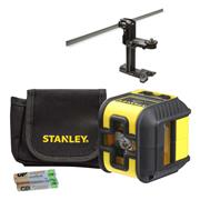Stanley STHT775921 Cross 90 - Cross Line Green Beam Laser Level