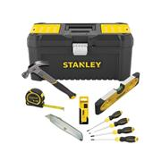 Stanley STHT77668-1 Essentials 6 Piece Hand Tool Kit in Toolbox