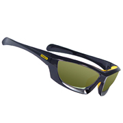 Stanley SY180YD Guardsman Safety Glasses Yellow Mirror