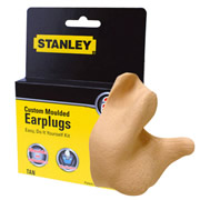 Stanley SY330TBX Stanley Custom Moulded Earplugs