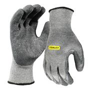 Stanley SY540L Latex Gripper Builders Gloves - Large