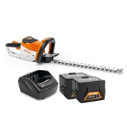 Stihl HSA 56 Stihl HSA 56 Lightweight Cordless Hedge Trimmer with 2x 1.4Ah Batteries & Charger
