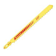 Starrett BU46-5 Jigsaw Blade BU46 Bi-metal Wood - 75mm