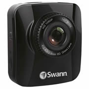 Swann SWADS-140DCM 1080p Navigator HD Dash Camera (Black)