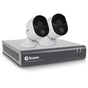Swann SWDVK-445802-UK Swann 4 Channel Security System 1080p