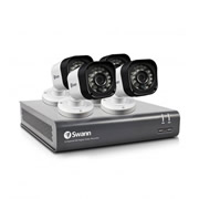 Swann SWDVK-816004 Swann Professional HD Security System 8 Channel 4 x 720p Cameras