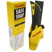 Tajima TADFC569BSET Quick Back Self Retracting 18mm Snap-Off Blade Knife, Holster & Case