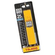 Tajima TALB65B Rock Hard Snap Blades 25mm - Pack of 10