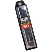 Tajima TALCB50RB-50H Razar Black Coated Snap Blades 18mm - Pack of 50