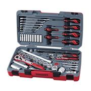 Teng Tools TM095 95 Piece 1/4'' & 1/2'' Drive Toolset