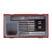Teng Tools TTPC09 Chisel & Punch 9 Piece Set
