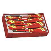 Teng Tools TTV907N VDE Screwdriver Set 7 Piece