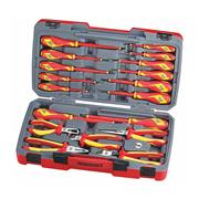 Teng Tools TV18N VDE Plier and Screwdriver Set