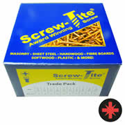 Tite Fix TFSTKIT2 Screw-Tite Trade Pack - Pack of 750