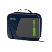 Thermos  Thermos Radiance Zip Round Lunch Kit Navy