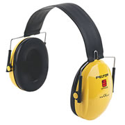 3M H510F-404-GU 3M Optime I Folding Ear Defenders 28Db SNR