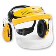 3M G500V5CH510-OR 3M Peltor G500 Forestry Combination Helmet - Yellow