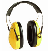 3M H510A-401-GU 3M Petor Optime I Ear Defenders 27Db Sbr