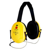 3M H510B-403-GU 3M Optime I Neckband Ear Defenders 26Db SNR