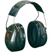 3M H520A-407-GQ Peltor Optime II Ear Defenders SNR 31dB