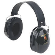 3M H520F-409-GQ Peltor Optime II Folding  Ear Defenders SNR 31dB