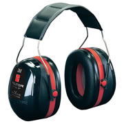 3M H540A-411-SV 3M Peltor Optime Iii Ear Defenders 35Db SNR