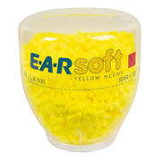 3M PD-01-002 3M Ear Soft Neons 36Db Ear Plug Refil Bottle 500 Pairs