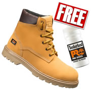 Timberland Pro 6201090 Timberland PRO Hero Work Boots (Honey)