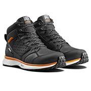 Timberland  Timberland Pro Reaxion Mid Safety Boot - Black/Orange