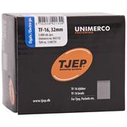 Tjep SB1632 Tjep TF-16 32mm Straight Galv Brads - Box of 5000