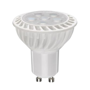TimeLED 750643 LED GU10 6W Dimmable Bulb WW