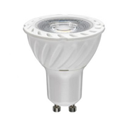 TimeLED 750698 LED GU10 COB 7W Dimmable Bulb WW