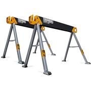 ToughBuilt Saw Horse/Jobsite Table Twin Pack