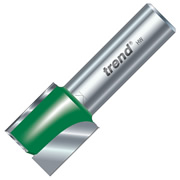 "Trend C033 25.4mm Trend Straight Cutter (1/2"" Shank) 19.1mm Flute"