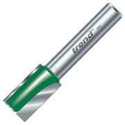 Trend 1/4C012B 9mm Trend Straight Cutter (1/4'' Shank) 19mm Flute