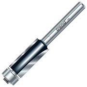 "Trend TR24X1/4TC 6.35mm Trend Guided Trimmer (1/4"" Shank) 25.4mm Flute"
