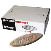 Trend BSC/0/100 Trend Biscuits Size 0 (Box of 100)