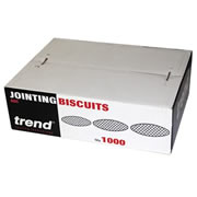 Trend BSC/MIX/1000 Trend Biscuits Mixed Sizes (Box of 1000)