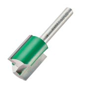 "Trend C030X1/4TC Two Flute Cutter 25.4mm Cut - 1/4"" Shank, 19.1mm Dia"