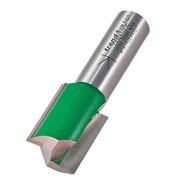 "Trend C032CX12TC Two Flute Cutter 19mm Cut - 1/2"" Shank, 24mm Dia"