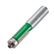 Trend C116X1/2TC Trend Guided Trimmer 25.4mm Cut - 1/2'' Shank, 12.7mm Dia