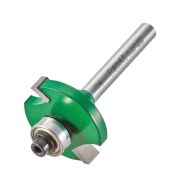 "Trend C145X1/4TC Biscuit Jointer Cutter 6.3mm Cut - 1/4"" Shank, 31.8mm Dia"
