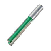 "Trend C164X1/2TC Two Flute Cutter 63mm Cut - 1/2"" Shank, 12.7mm Dia"