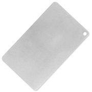 Trend CR/DWS/CC/FC Trend Credit Card Size Double Sided Diamond Sharpening Stone - Coarse/Fine