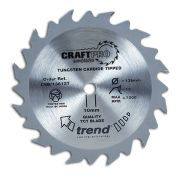 Trend CSB/16524TC Trend Circular Saw Blade 165mm 48 Tooth