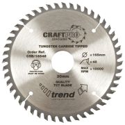 Trend CSB/18440 Craft Saw Blade 184mm x 16mm 40T